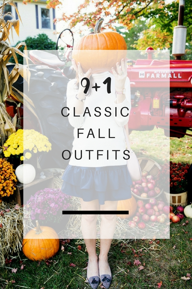 9+1 Classic outfits for Fall | Ioanna's Notebook