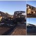 #TshwaneUnrest: ANC never listened to us -  Atleast 23 buses burned down last night