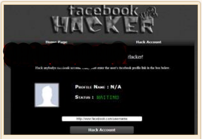How To Hack A Facebook Account Without Downloading Anything