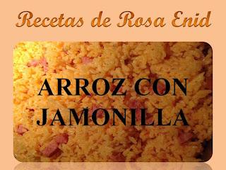 Arroz Con Jamonilla