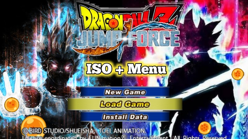 New DBZ TTT Jump Force Android Download