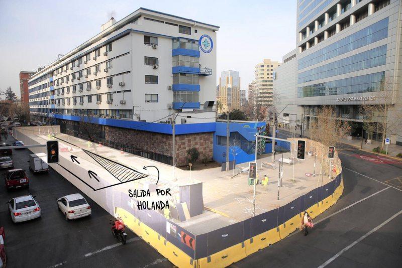 Cuál es la obra que obligará a disminuir la capacidad del Hospital Metropolitano durante 5 meses