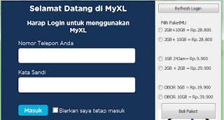 Cara Mengaktifkan Paket Internet Axis dan XL Murah