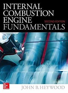Internal Combustion Engine Fundamentals By-John B. Heywood pdf Book