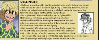 Fakta Dellinger One Piece