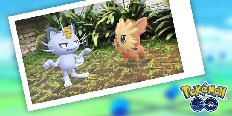 Companhevento Pokémon GO