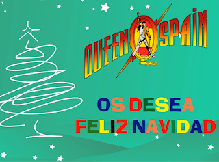 Feliz Navidad De QueenSpain
