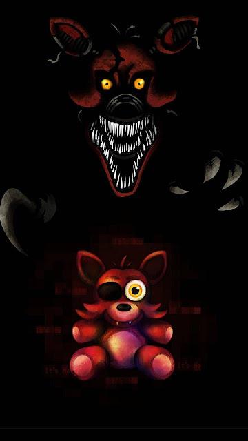 creepy fnaf wallpaper phone