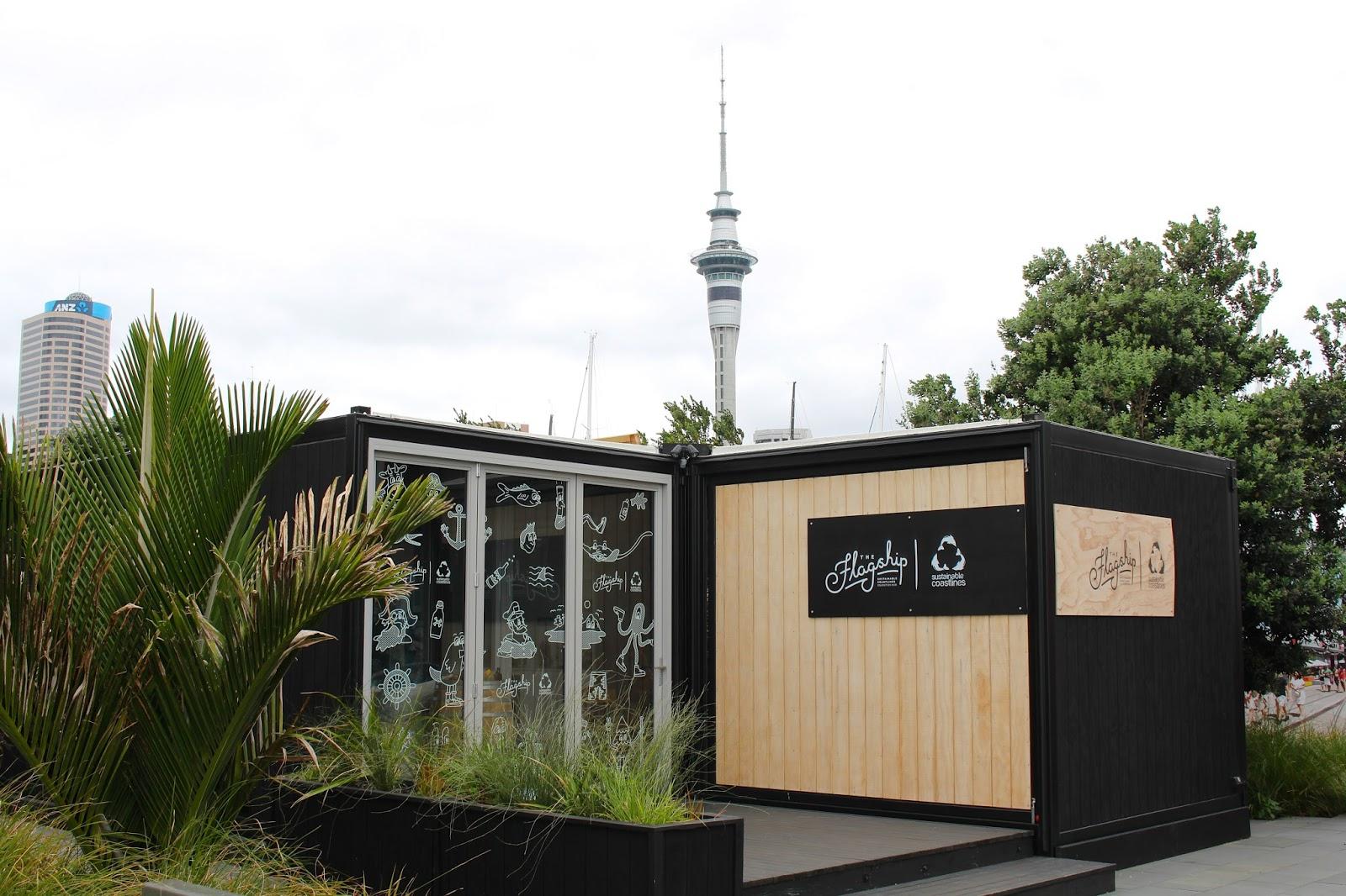 Auckland Hotspot guide - Wynyard Quarter
