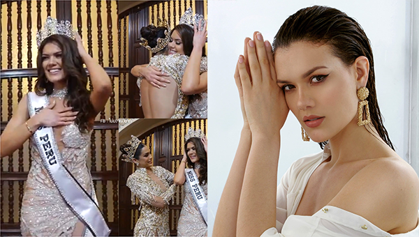 Yely Rivera Kroll es Miss Perú 2021