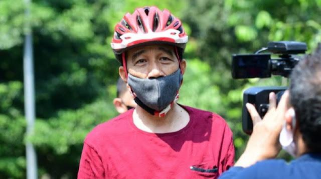 Jokowi: Alhamdulillah Hasil Uji Swab Saya Negatif Corona