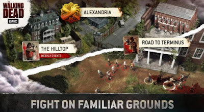 Download The Walking Dead No Man's Land Mod Apk+Data v2.6.0.20 Android