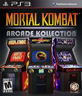 Mortal Kombat Arcade Kollection PS3 Torrent