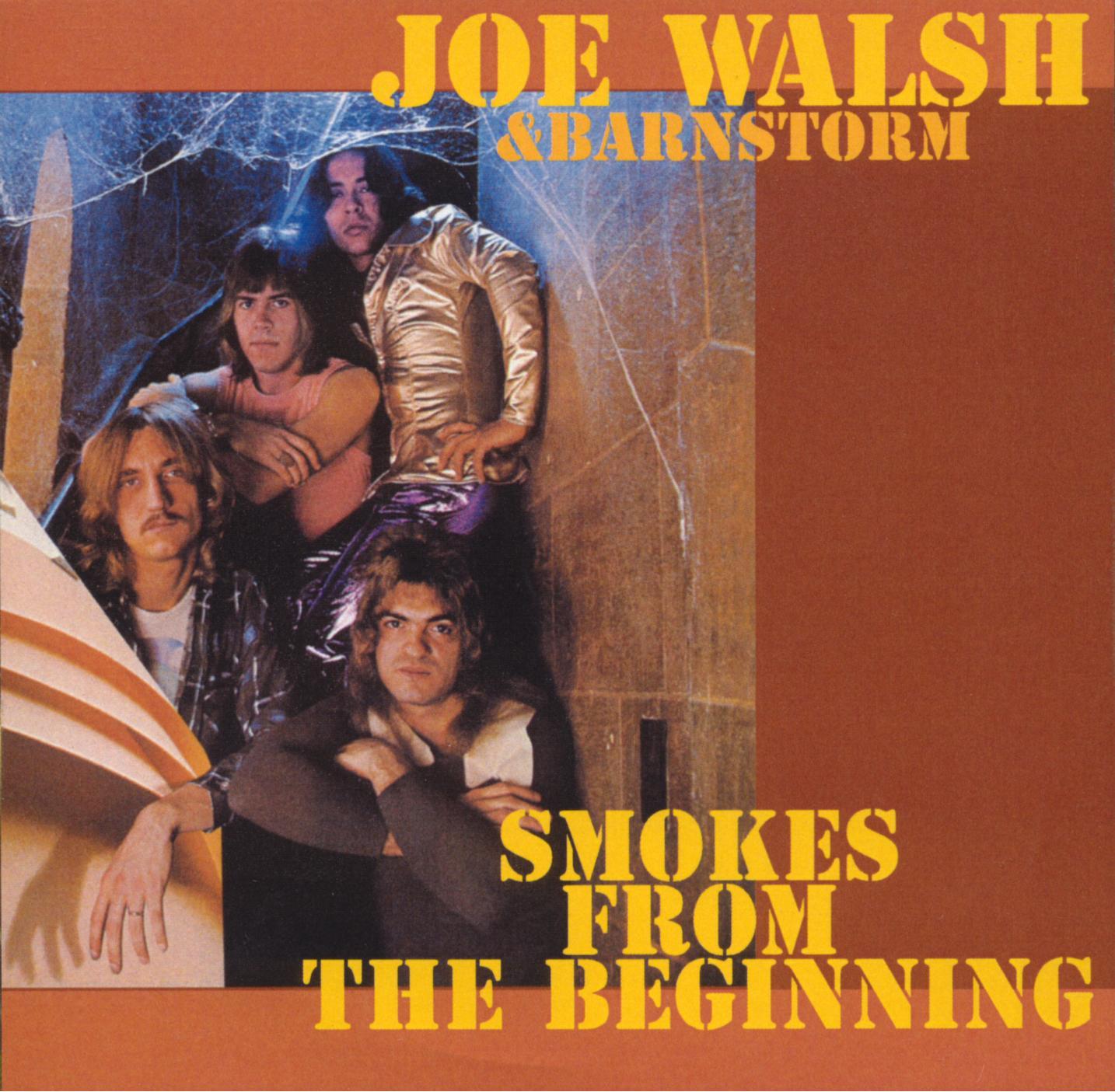 RELIQUARY: Joe Walsh [1973 09 24] Smokes From The Beginning