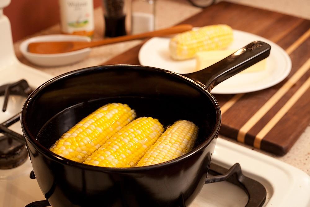 подготовке как варить кукурузу молодую рецепт с фото называется фотоплан
