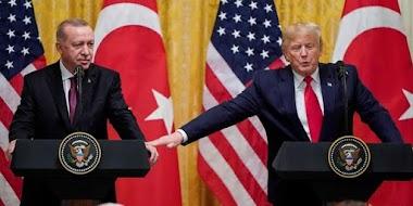 Trump Berubah Dari Musuhan Jadi Penggemar Berat Erdogan, Kok Bisa?