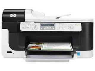 Image HP Officejet 6500 E709a Printer