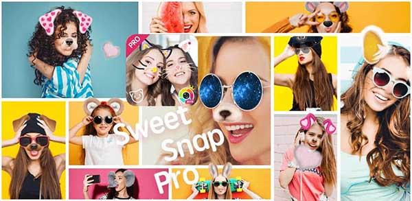 تحميل برنامج Sweet Snap Pro apk مهكر