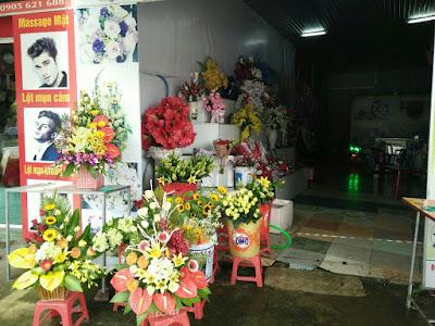 Shop hoa tươi huyện cẩm Mỹ