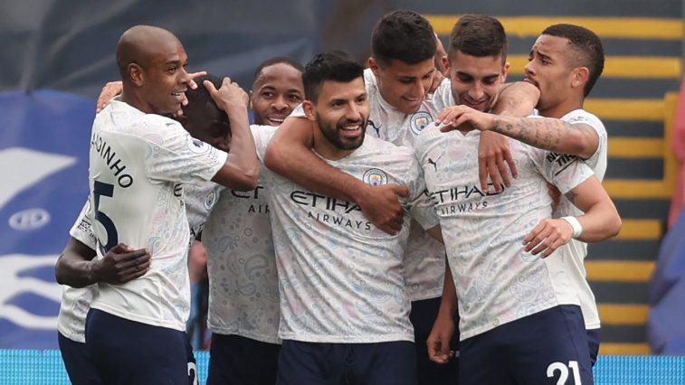 Palace 0-2 Man City: Aguero, Torres Take City Closer To The Title