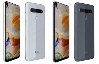 handphone LG K61