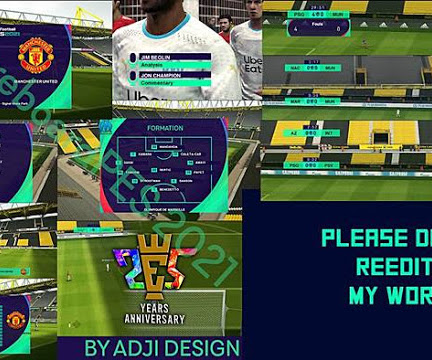 PES 2013 Scoreboard PES 2021 + Replay