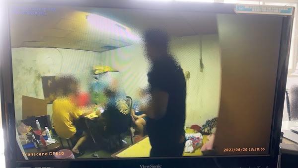 未戴口罩群聚喝酒打牌 和美警分局查獲6人函報裁罰
