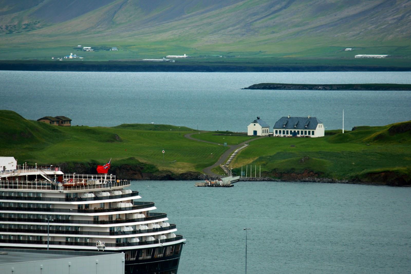 Туристические сезоны Исландии