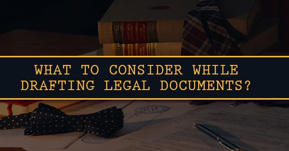 Cogneesol Business Process Outsourcing Company What To Consider - Drafting legal documents