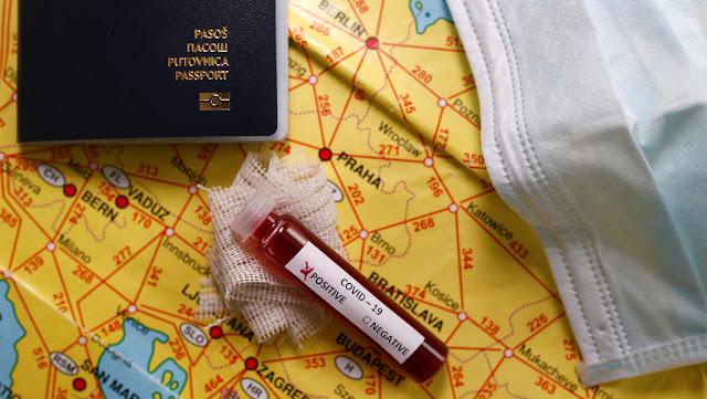Revelan los pasaportes más poderosos del mundo en medio de la pandemia de covid-19
