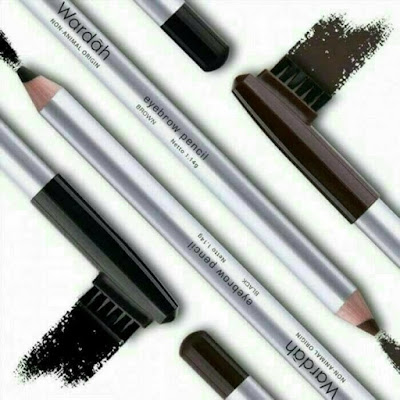 Wardah Eyebrow Pencil (Pensil Alis Wardah) | Metro Lampung