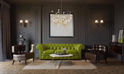 Modern Sitting Room Lighting Designs 6