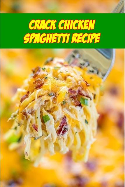 #Crack #Chicken #Spaghetti #Recipe