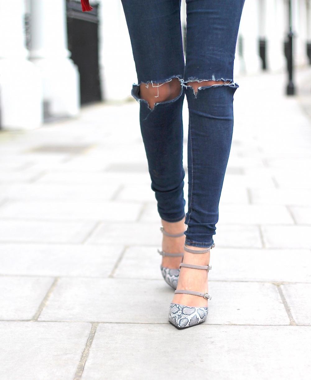 dune heels peexo blogger