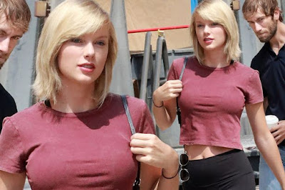 Taylor Swift's boobs
