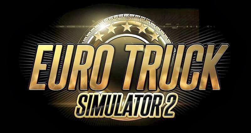 Euro Truck Simulator 2 PC Game Cover