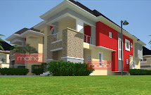 Nigerian House Designs and Architecture