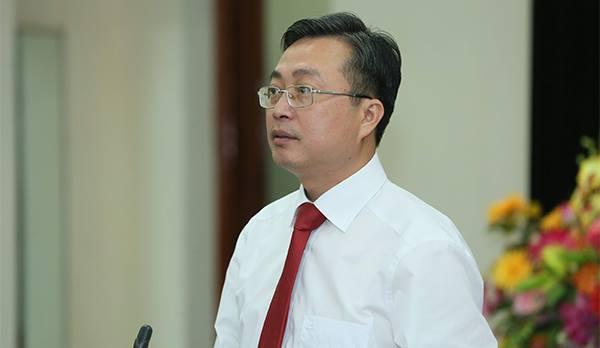 Ông Bùi Trường Giang, Phó trưởng Ban Tuyên giáo TƯ