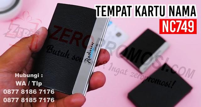 Souvenir Tempat Kartu nama - NC749, Name Card Box