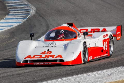 Acura Brings Rad to the Rolex Reunion