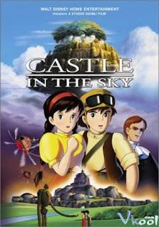Xem Phim Laputa: Lâu Đài Trên Không Trung - Laputa: Castle In The Sky (1989)