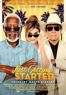 مشاهدة فيلم Just Getting Started 2017 مترجم