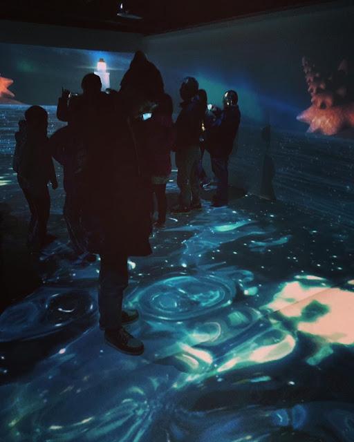 南竿-藍眼淚生態館