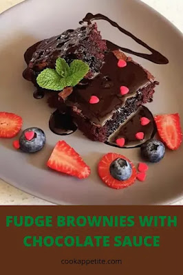 This homamde brownies recipe makes Brownies that taste like store bought brownies.  The Brownies are fudge inside  and they are made from scratch.
