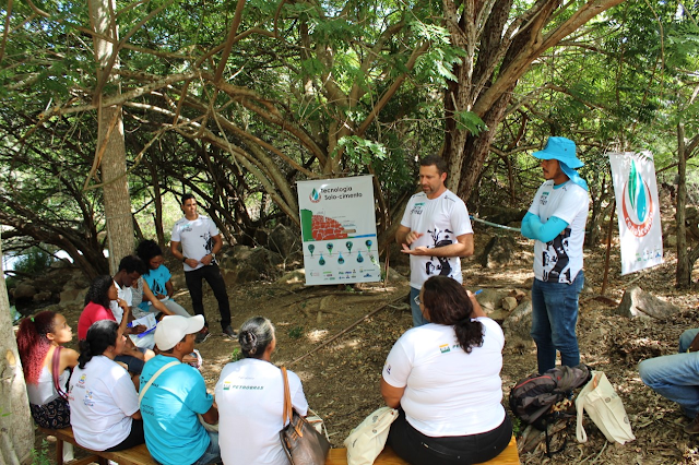 Projeto Renascendo promove práticas sustentáveis de convivência com o semiárido em Dias de Campo