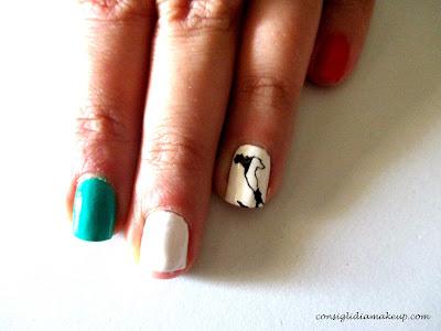 Nail art: Go Italia Go!