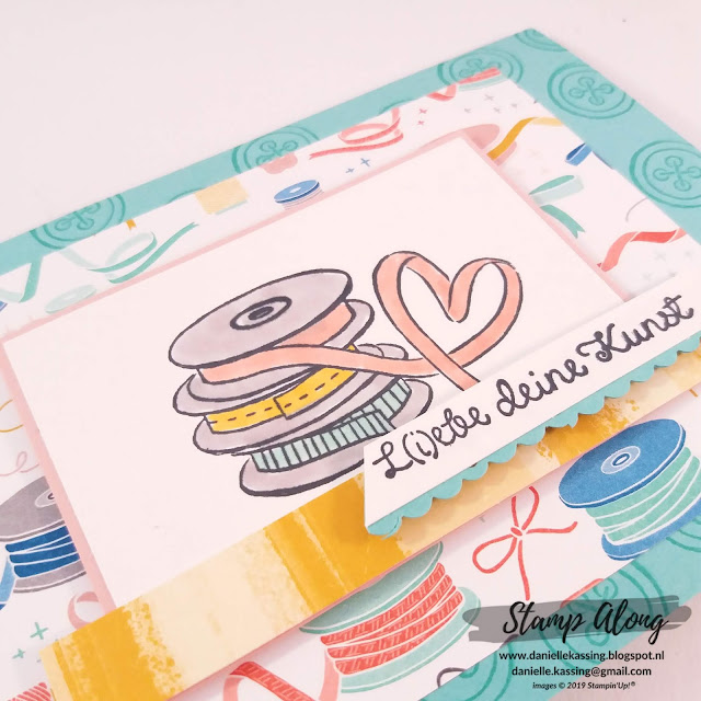 Stampin' Up! It starts with art