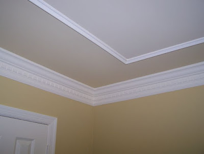 Tray false ceiling