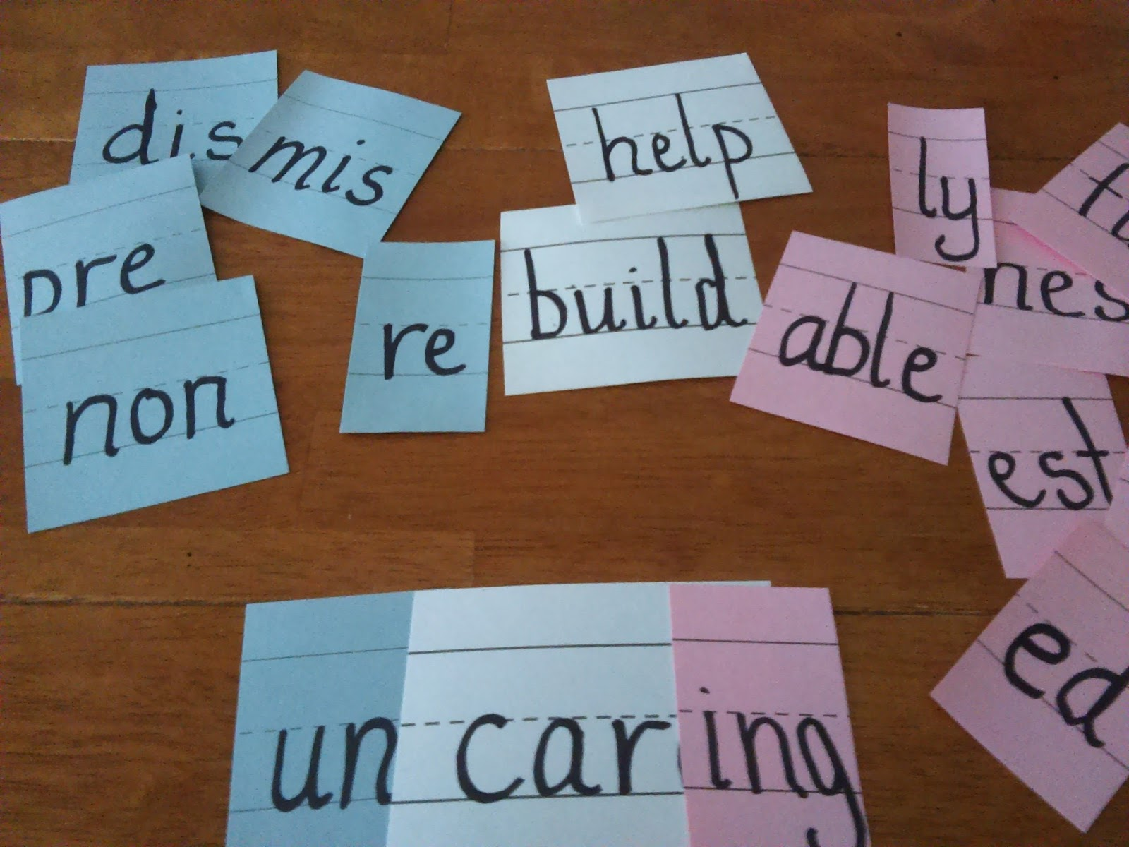 medium resolution of Base Words Lesson   Teacher's Take-Out