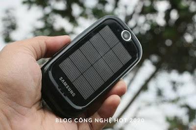 """Samsung Blue Earth đem lại giải pháp """"môi trường"""" tối ưu nhất"""